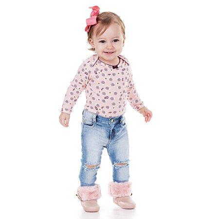 Calça jeans Rasgo