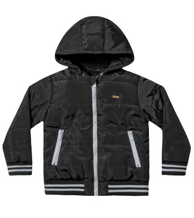 Jaqueta infantil menino