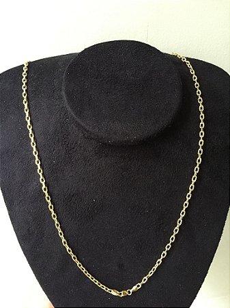 362a01257e2 Corrente Cadeado de ouro 18k - Feldens Joias