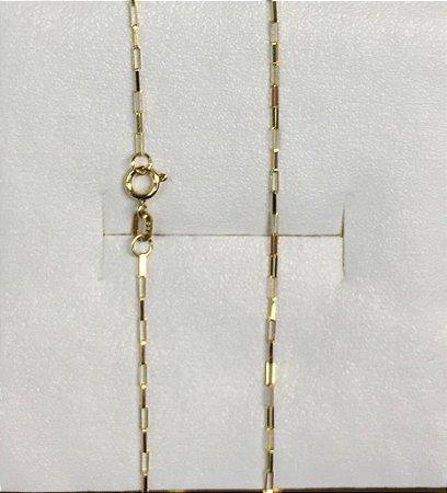 cf1819cff80 Corrente Cartier De Ouro 18k 60 cm - Feldens Joias