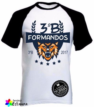Camisetas Formandos Império Da Estampa Long Drink Canecas