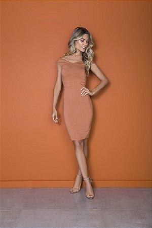 Vestido cobre