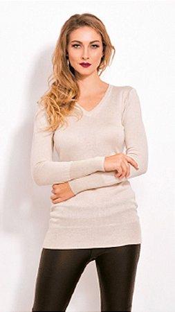 Suéter  Alongado