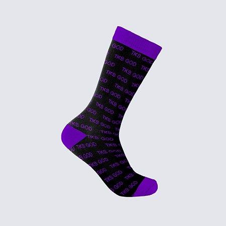 Tks God Purple