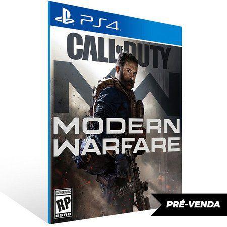 Call of Duty: Modern Warfare Ps4 Psn Mídia Digital