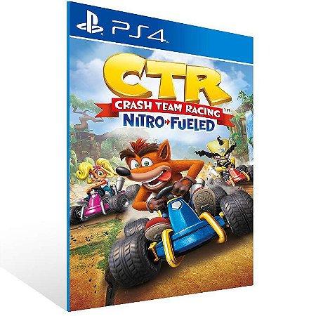 Crash Team Racing Nitro-Fueled Ps4 Psn Mídia Digital