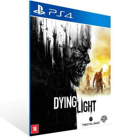 Dying Light Ps4 Psn Mídia Digital