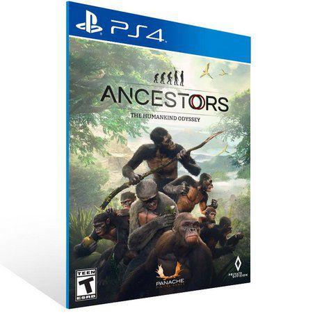 Ancestors The Humankind Odyssey PS4 PSN Mídia Digital