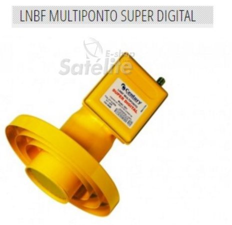 LNBF MULTIPONTO SUPER DIGITAL Century