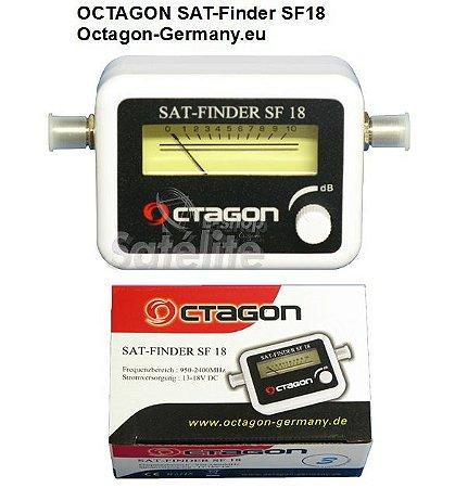Satfinder OCTAGON - EUROPA