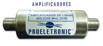 AMPLIFICADOR PROELETRONIC PQAL-2010