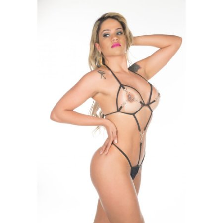 Mini fantasia sensual sado bdsm submissa anastácia