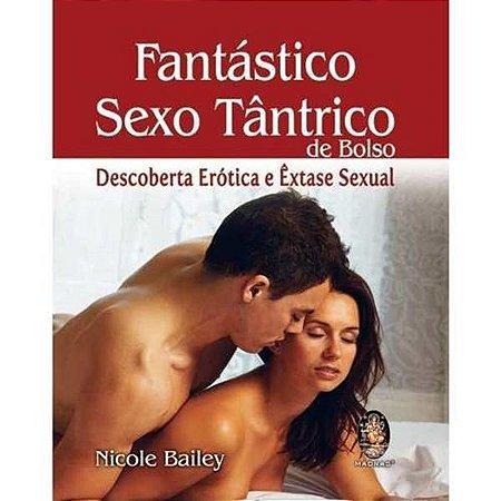 Livro de bolso fantástico sexo tântrico