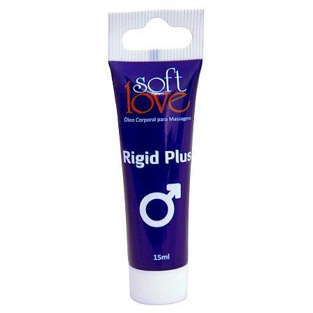 Rigid Plus gel 15 ml - excitante de ereção