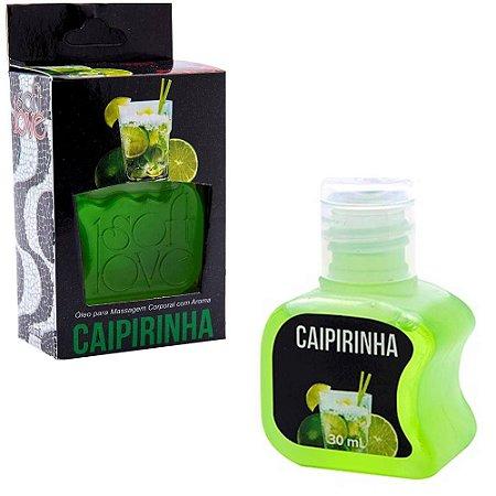 Gel comestível Hot 30ml - Caipirinha