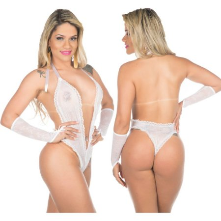 Body fashion branca