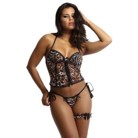 Corselet Selvagem