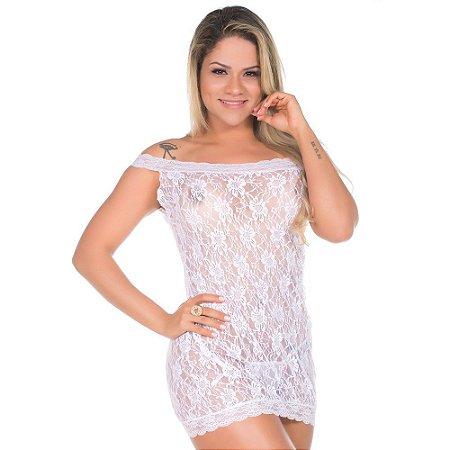 Camisola Malícia - Branca