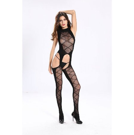 Macacão Rendado - Bodystocking