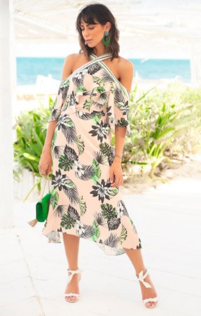 TULUM COLLECTION | Vestido Estampa Summer Love