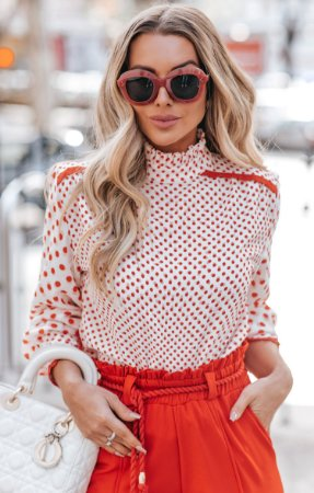 SPRING PREVIEW | Camisa Renda Recoleta