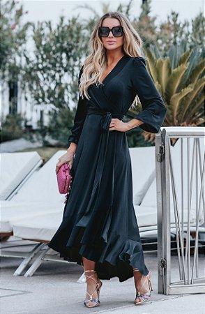 SPRING PREVIEW | Vestido Transpasse Madryn