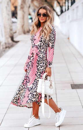 SPRING PREVIEW  | Vestido Amarração Onza