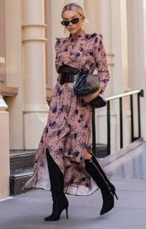 NYC COLLECTION | Vestido Rosetta