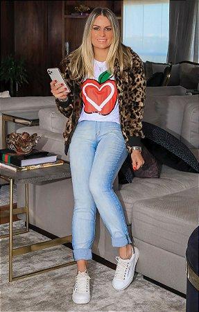 Calça Jeans Basic Clair | L'AMOUR COLLECTION