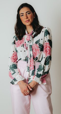 Camisa Marrie   L'AMOUR COLLECTION
