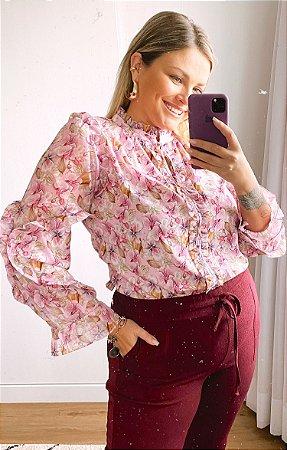 Camisa Lily | DROPS OF JOY