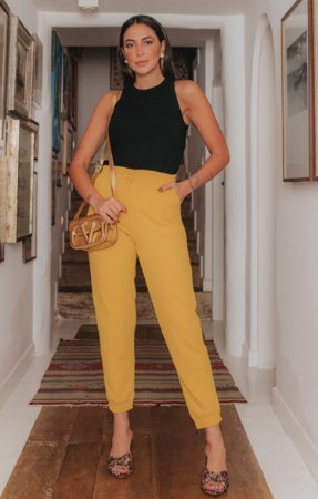 Calça Marjorie | RIVIERA FRANCESA