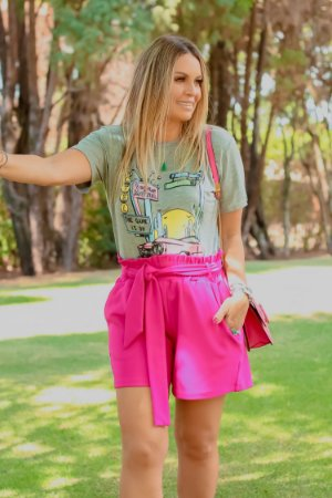 T-shirt Carole   RIVIERA FRANCESA