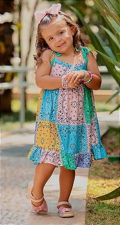 Vestido Blessinha Kemilly   RIVIERA FRANCESA