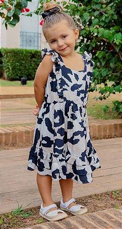 Vestido Infantil Blessinha Noémi | RIVIERA FRANCESA
