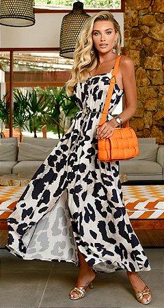 Vestido Longo Noémi | RIVIERA FRANCESA