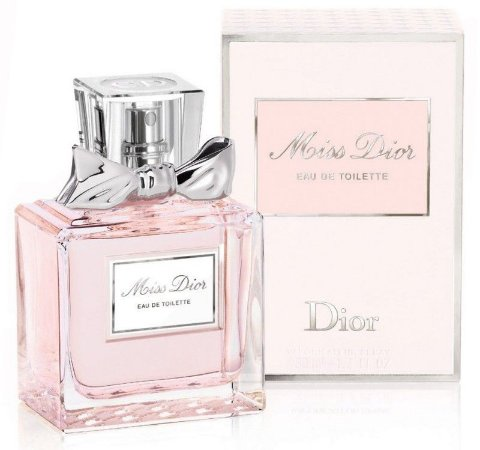 0ffaa826e3a Miss Dior Eau de Toilette Perfume Feminino - Bethel Store