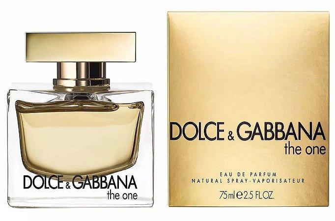 Dolce   Gabbana The One Eau de Parfum Perfume Feminino - Bethel ... 6244c53ee4