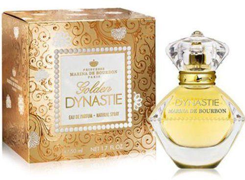 6a61a13c3 Marina de Bourbon Golden Dynastie Eau de Parfum Perfume Feminino ...