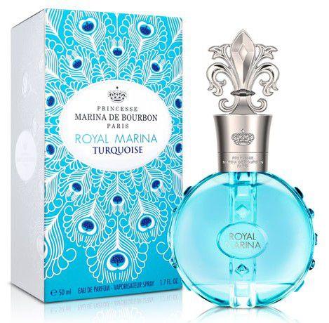76baa91dc Marina de Bourbon Royal Marina Turquoise Eau de Parfum Perfume Feminino