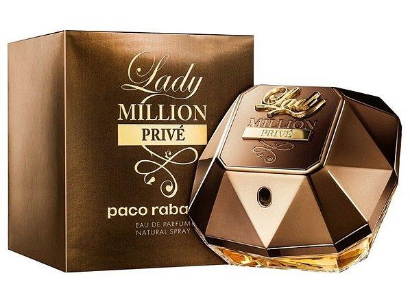 5e7d0cb45 Paco Rabanne Lady Million Privé Eau de Parfum Perfume Feminino ...