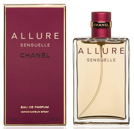 240c1d2144c Chanel Allure Sensuelle Eau de Parfum Perfume Feminino - Bethel ...