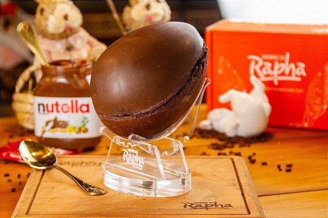 Ovo de Páscoa Recheado Chocolate Belga com Ferrero Rocher
