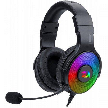 Headset Gamer Redragon Pandora 2 RGB H350RGB-1