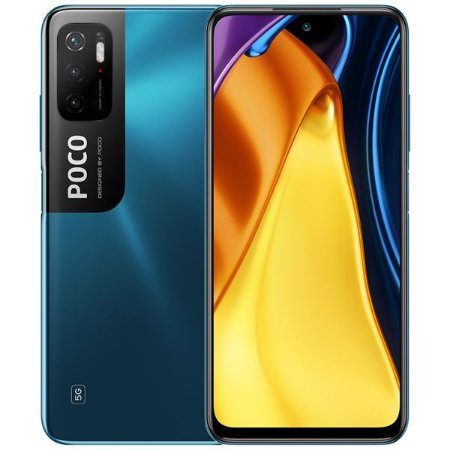 Smartphone Xiaomi Poco M3 Pro 128gb 6gb RAM Azul