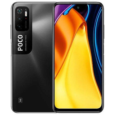 Smartphone Xiaomi Poco M3 Pro 128gb 6gb RAM Preto