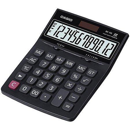 Calculadora De Mesa Média 12 Dígitos Solar Dz-12s-S4-Dp - Casio