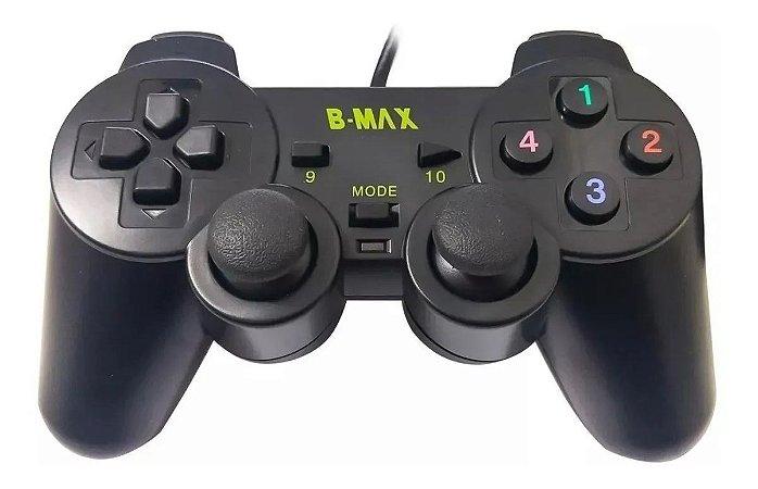 Controle Usb Pc / Mac - B-MAX BM-321