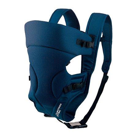 Canguru Para Bebe Baby Safe (Azul) Multilaser BB004