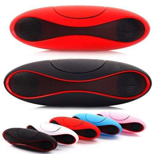 Caixa Som Portatil Mini Bluetooth Speaker - Preto
